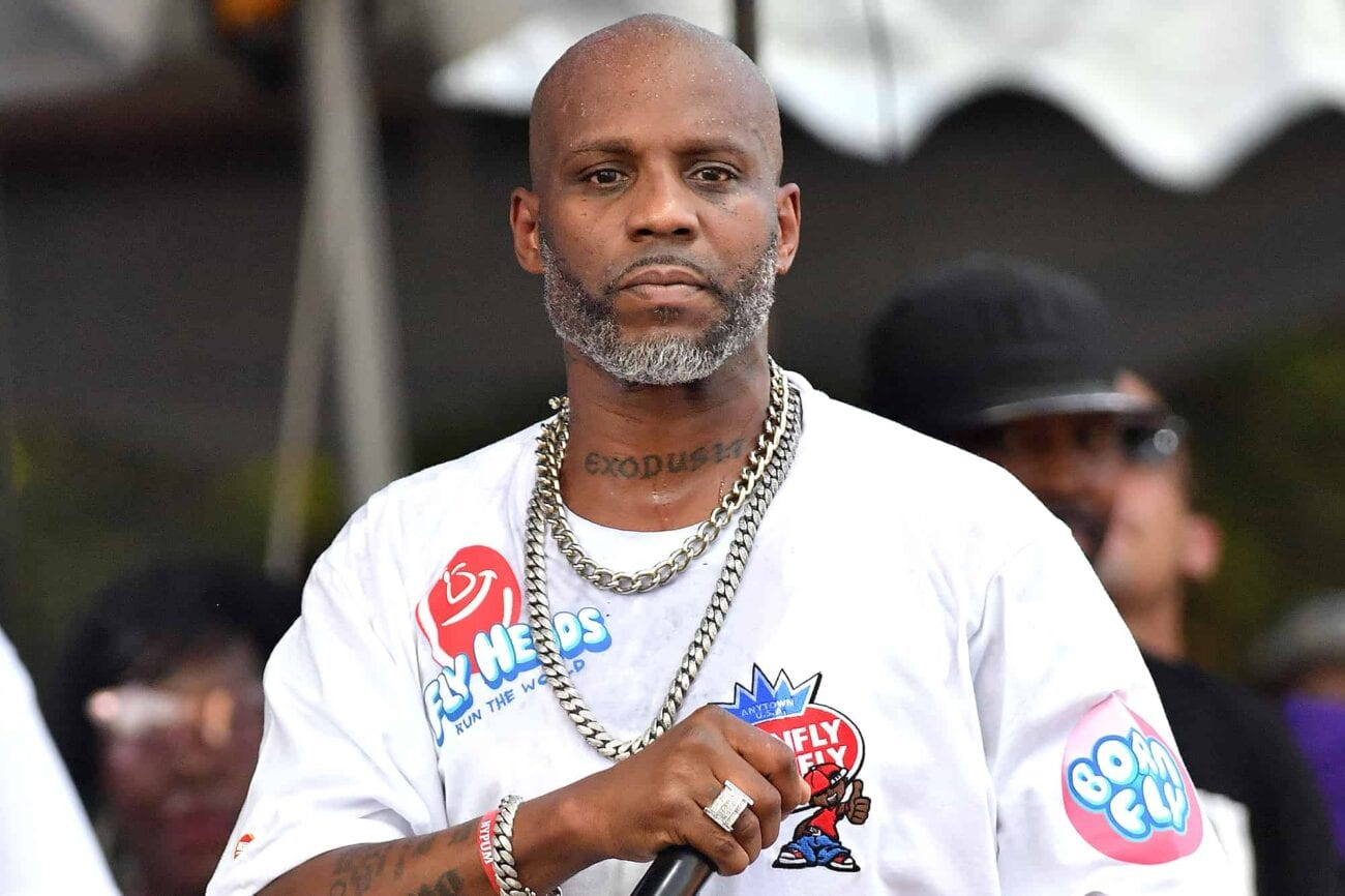 "It's not looking good for the artist behind ""Slippin'"" and other rap hits. Cross your fingers for DMX and check the reports of his critical condition."