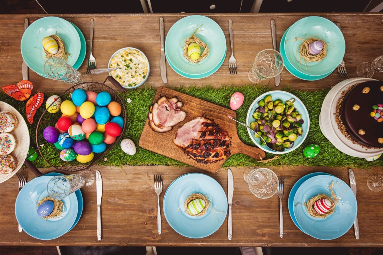 Need to make Easter dinner now, but short on time in 2021? We got you covered with some easy Easter Sunday recipes you can serve in time for dinner.