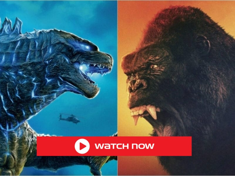 Are you tired of looking for 'Godzilla vs Kong' on streaming? Look no further, because we have the best tips on how to watch this blockbuster right now!