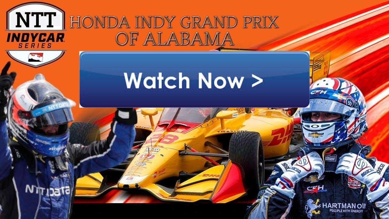 Don't miss the Grand Prix of Alabama, happening right now! Stream the game as we speak from anywhere in the world and from any device!
