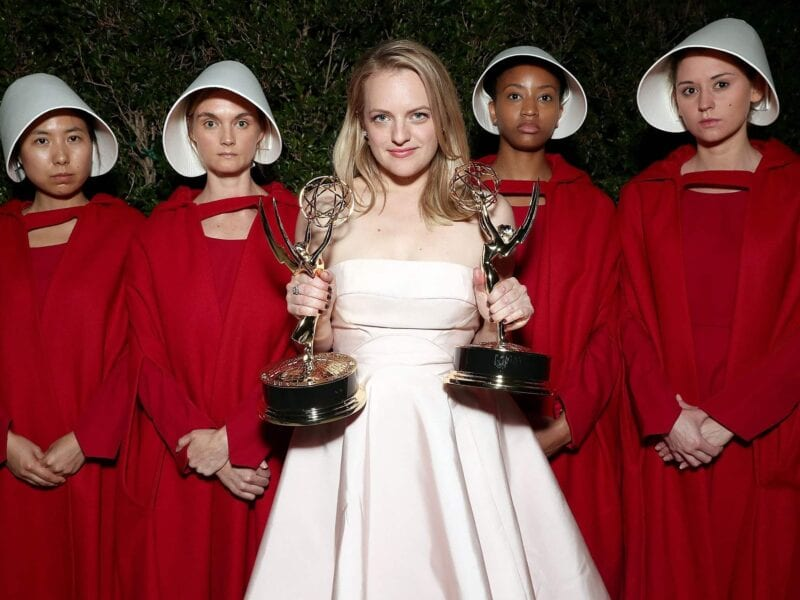 It's time to go back to Gilead! Get your couch ready to binge the new season of 'The Handmaid's Tale' after we tell you how to get free Hulu.