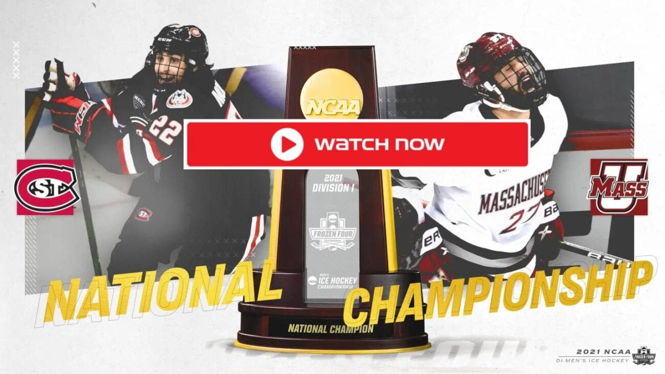 Don't miss St. Cloud State vs UMass tonight! Stream this exciting college hockey matchup from anywhere in the world, right here, right now!