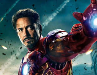 Is Marvel bringing back Tony Stark for a new 'Iron Man' movie? Check out one fan's strange plea on a Los Angeles billboard, and see if it's going anywhere.
