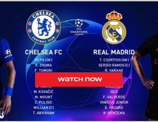 Chelsea is gearing up to face Real Madrid. Find out how to live stream the soccer match online for free.
