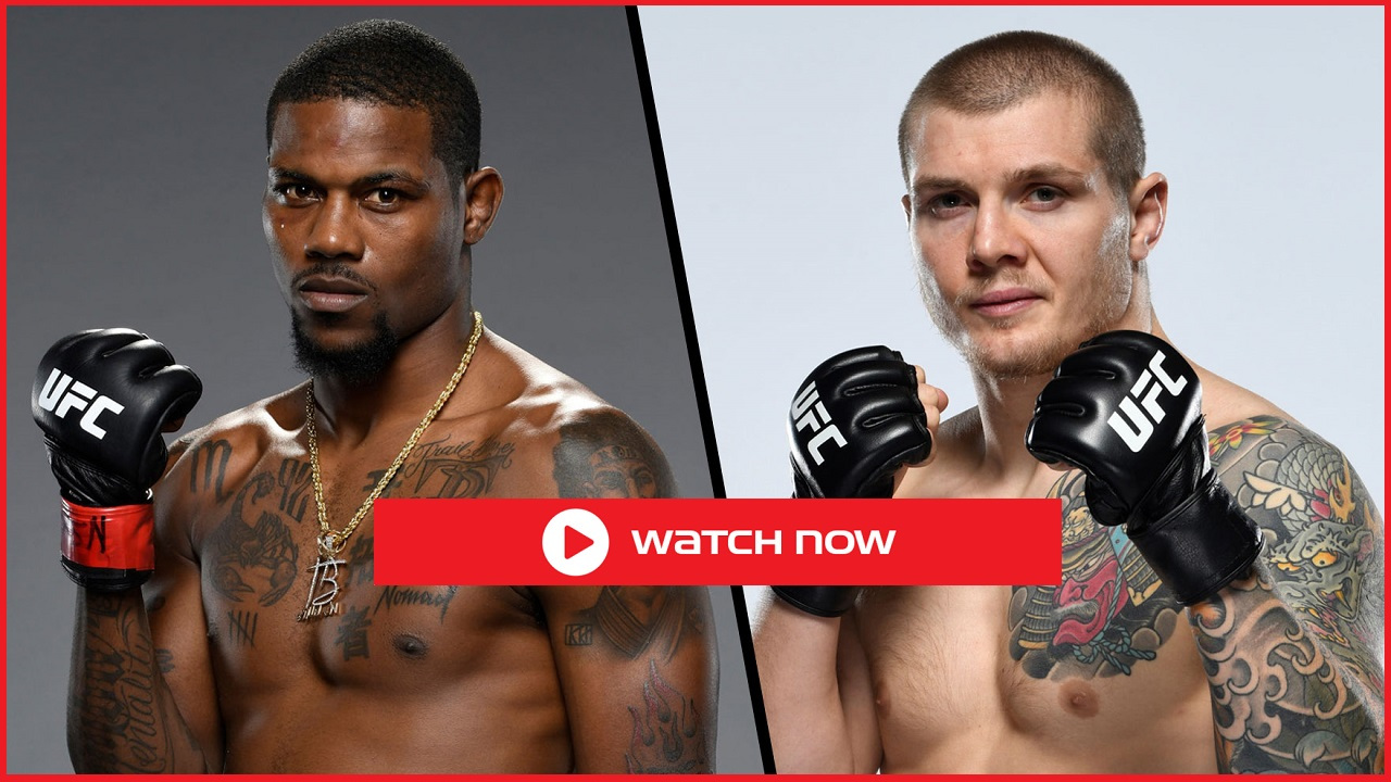 UFC Fight Night is back with a big header. Don't miss Vettori vs. Holland tonight. Stream the match from anywhere in the world!
