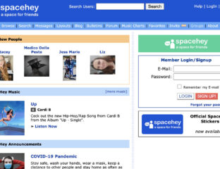 Hey millennials, do you want to resurrect your old MySpace page? thanks to a new social media platform, now you can! Check out the deets here.