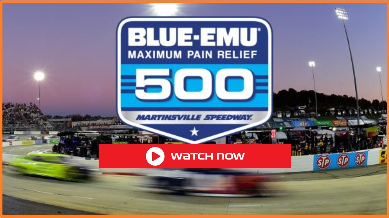 Don't miss the NASCAR Pain Relief 500 this year! Stream the big race from anywhere in the world while getting all the details here!