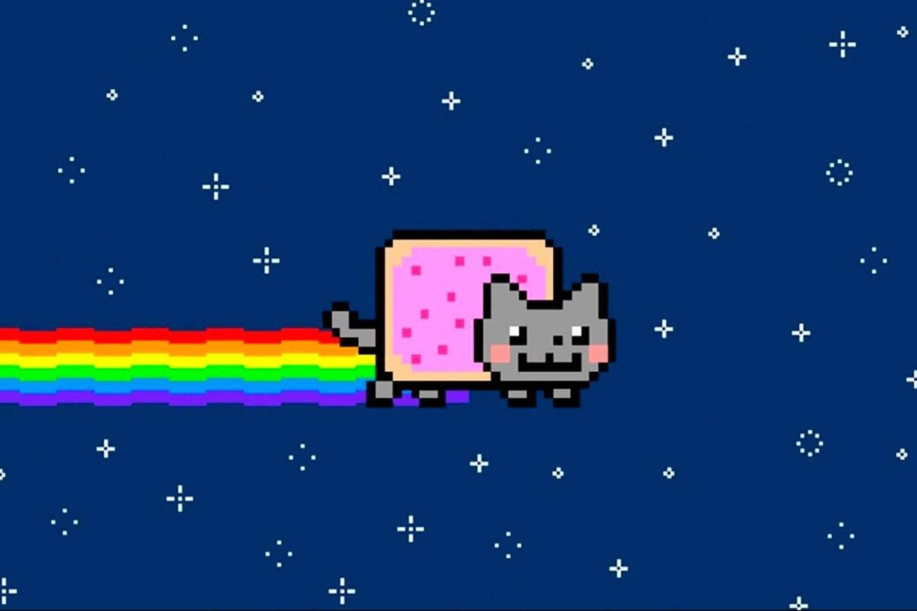 Nyan Cat, or Pop Tart Cat as he was once known, has turned ten years old today. Grab some Pop Tarts and check out Twitter's reaction to this adorable meme.