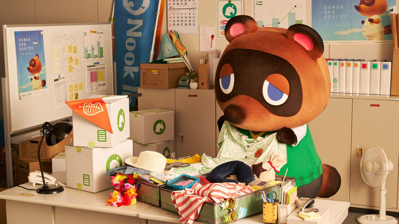 Do you want to take 'Animal Crossing' home with you? Gush over these adorable Tom Nook plushies with us and plan your latest collection now!
