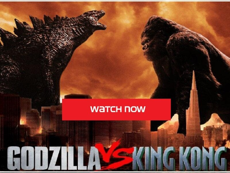 'Godzilla vs Kong' is the movie event of the year. Find out how to watch the monster blockbuster online for free.