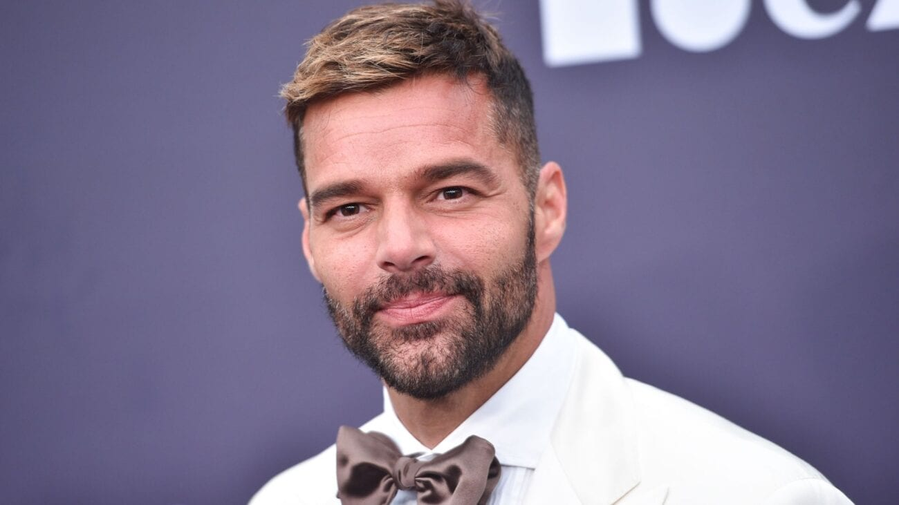 Leather has never been hotter than resting on Ricky Martin's chest. See the gay icon in a new light thanks to Schön! magazine's latest shoot.