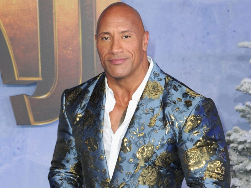 Will you rush out and buy a Dwayne Johnson for President sign? See whether The Rock signaled a run in the future and if he has the right net worth.