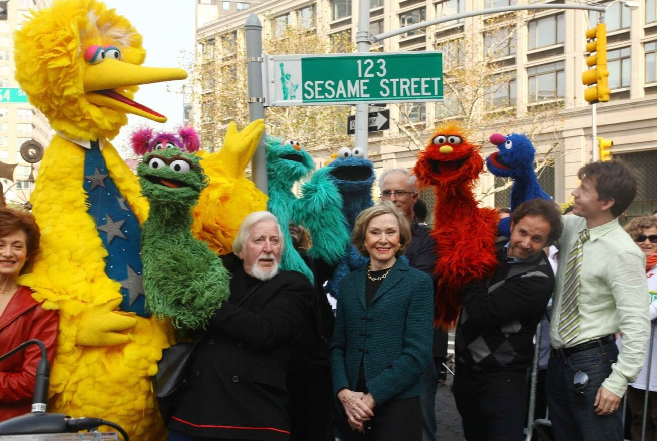 The puppeteers of 'Sesame Street' have a story to tell, just like their puppets. Wander down Sesame Street again as we dive into these amazing puppeteers.
