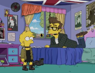 Need a good laugh and some rock n roll? Grab your guitars and everyone, young & old, come down to laugh at the reactions to Morrissey on 'The Simpsons'.