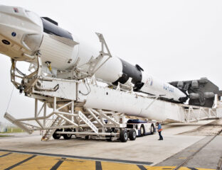 The first all-civilian American flight into Space has been announced. Discover who's aboard the SpaceX rocket and why they were picked here.