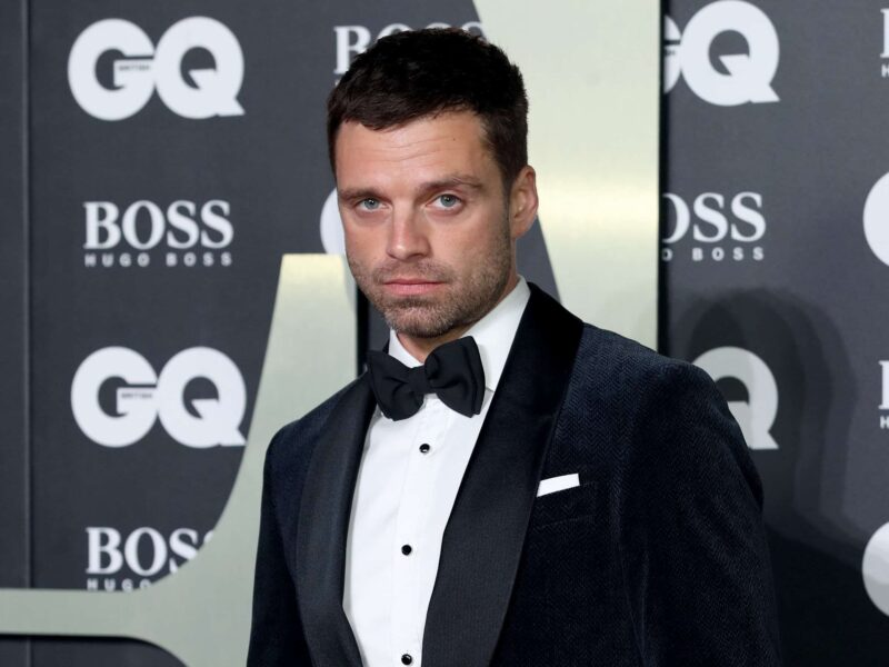 Follow Sebastian Stan on Instagram? You will once you read this story. Put your glasses on and take a peek at the reactions to the actor's latest post!
