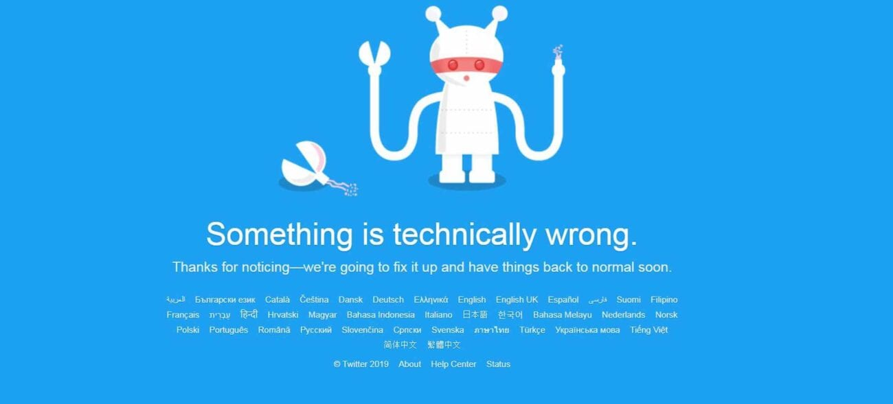 Twitter experienced an outage this morning and is still not fully fixed. Get your keyboards ready and dive into the best reactions to the Twitter outage.