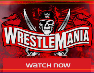 Let's get ready to rumble! WWE is back and WrestleMania is here now! Watch the matchups you can't miss from anywhere in the world!