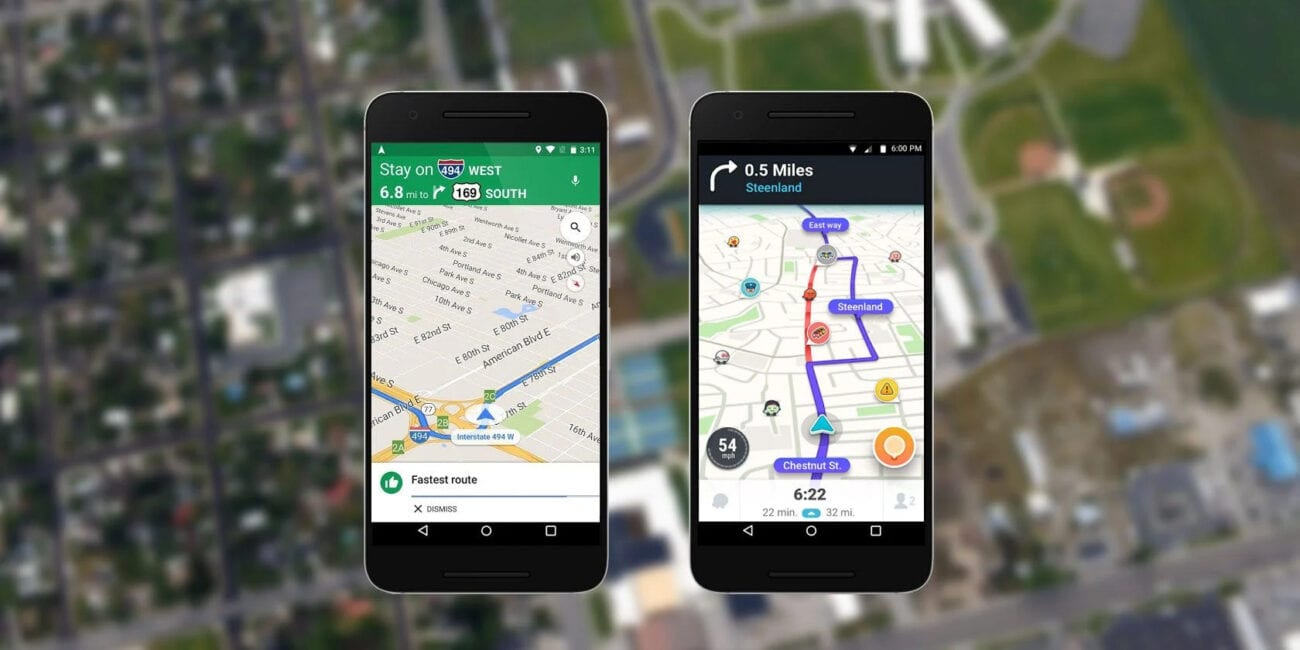 The fight is on! Is Waze or Google Maps the superior GPS system? Jump in the fray on Twitter and see which GPS will reign supreme right here!