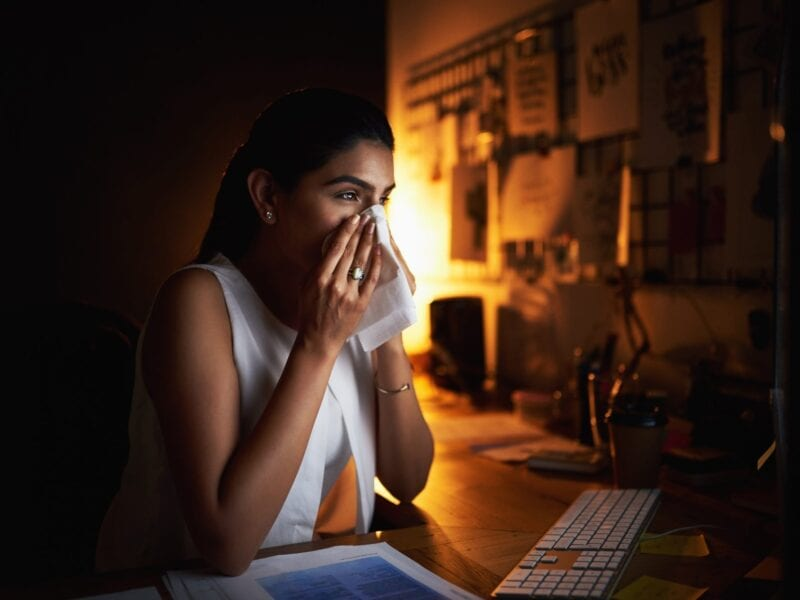 Allergies are tough. But why are certain allergies seemingly worse at night? Discover some of the answers here.