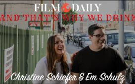 Want to learn more about 'And That's Why We Drink'? Watch our exclusive interview with the podcast hosts, Em Schulz & Christine Schiefer, here.