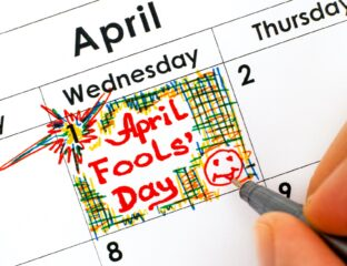 Does April Fools Day take you out of your comfort zone just a bit? Laugh with us with these April Fools Day memes so that we can suffer together!