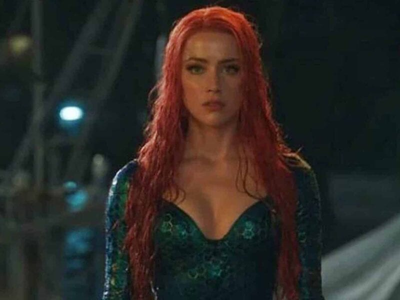 Should we cancel all movies with Amber Heard in it? Learn why her 'Aquaman 2' return has fans up in arms.