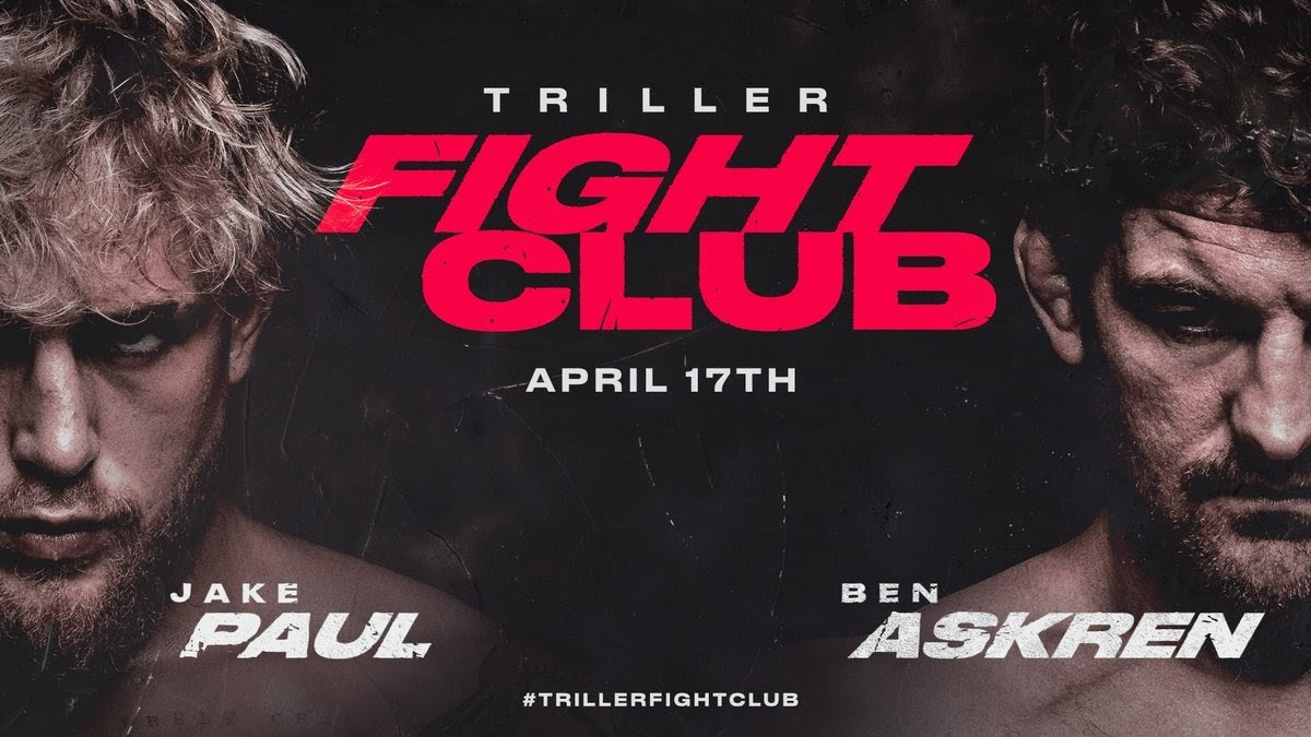 The big fight is on! Jake Paul and Ben Askren are finally going head to head in an unforgettable MMA showdown! Check out the fight from anywhere right now!