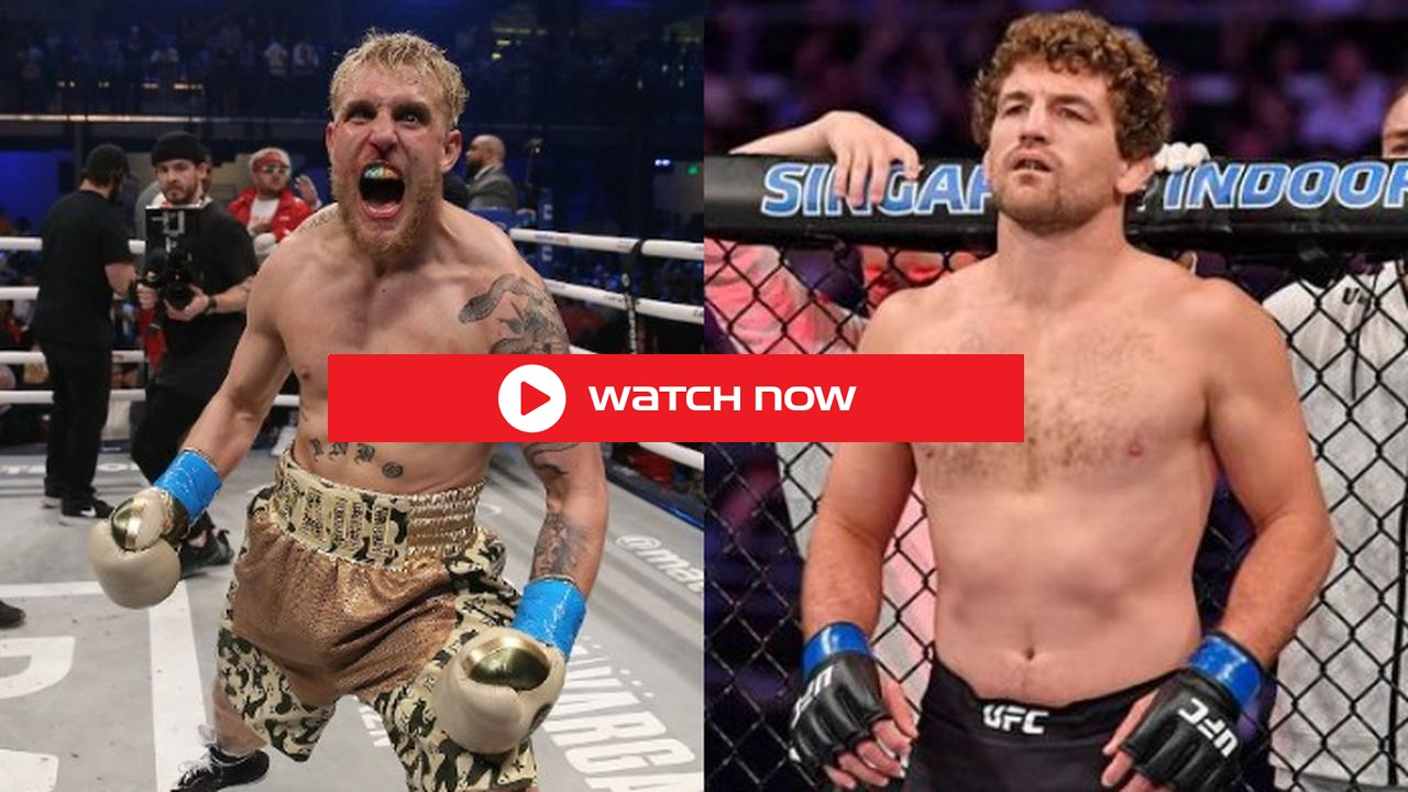 Jake Paul is aiming to defeat Ben Askren. Find out how to live stream the boxing match online for free.