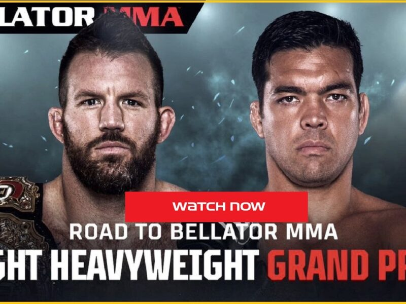 Machida and Bader first met in the UFC in 2012, with Machida coming away with the win via second-round knockout. Watch the upcoming match here.