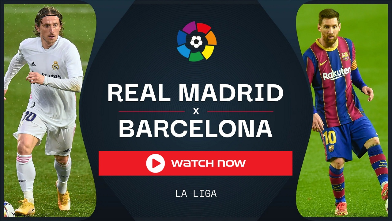 El Clásico 2021 Real Madrid vs Barcelona has arrived! Find out how you can stream the event on Reddit here.