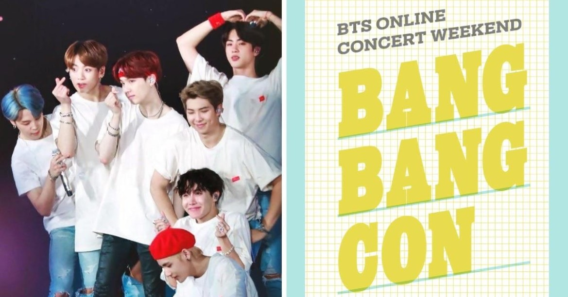 Bang Bang Con is here. Find out how to live stream the K-pop musical event online for free.