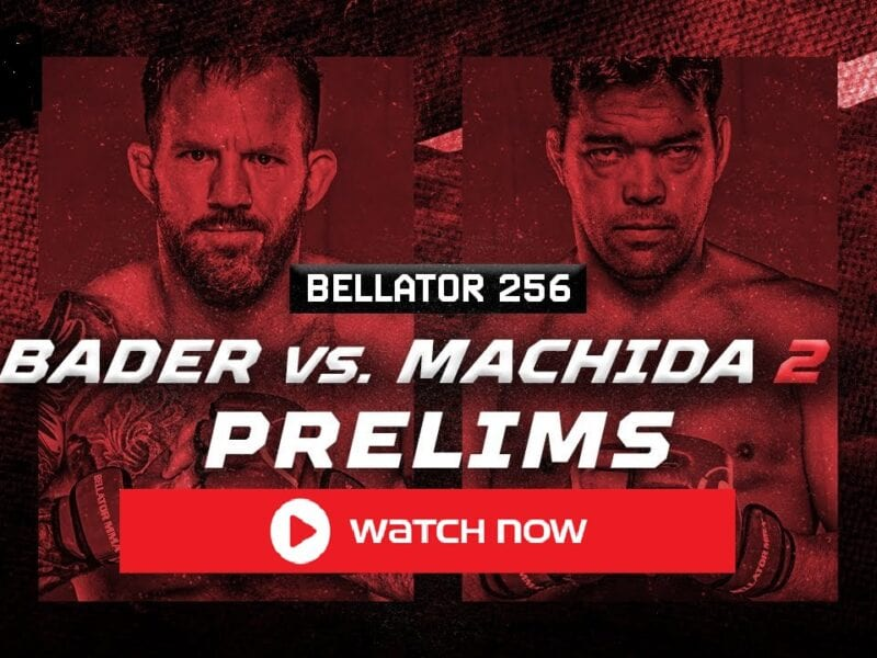 Bellator 256 is finally here. Find out how to live stream the match online and on Reddit for free.