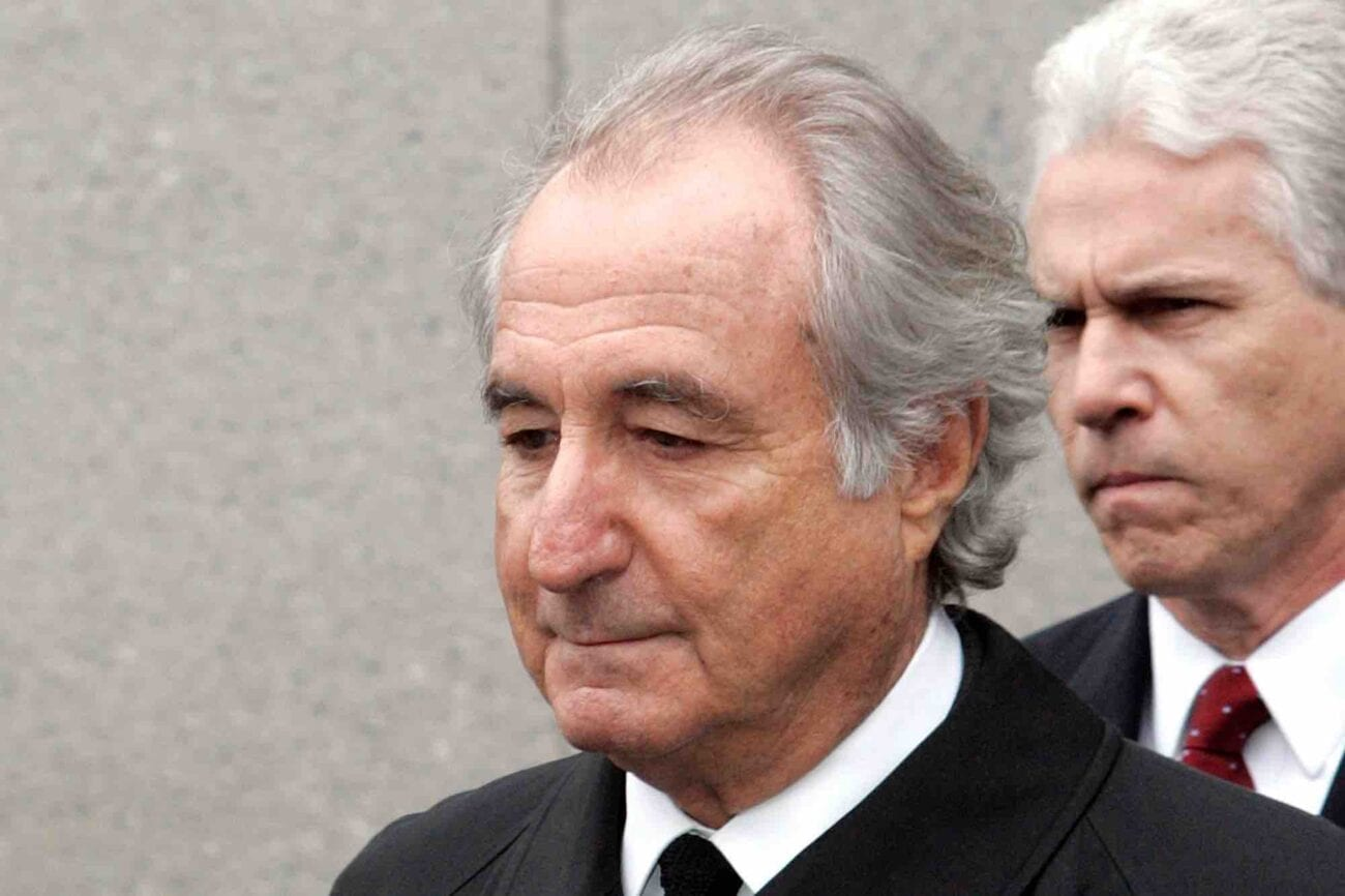 Notorious fraudster Bernie Madoff dies in prison at the age of 82. Learn about his net worth at the time of his death.