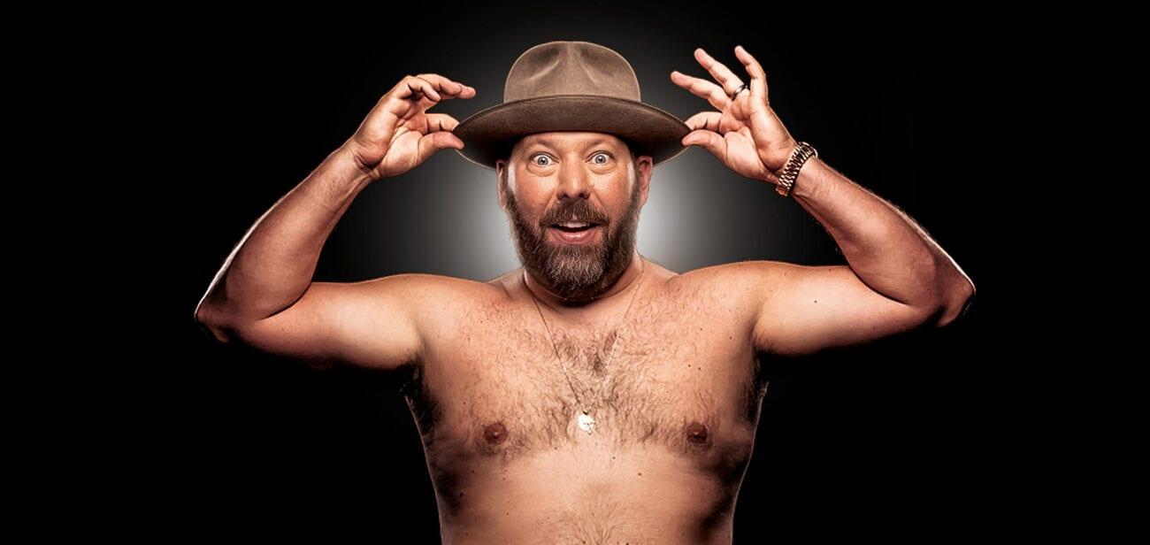 """Bert Kreischer's viral stand-up routine """"The Machine"""" is getting the feature treatment. See his Twitter announcement."""
