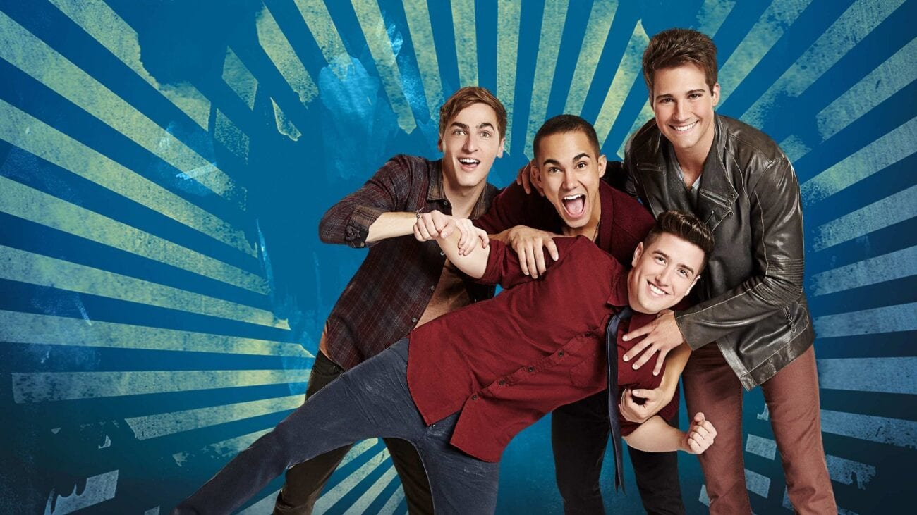 Between 2009 and 2013, Big Time Rush was the top show to watch on Nickelodeon. Swoon over these songs.