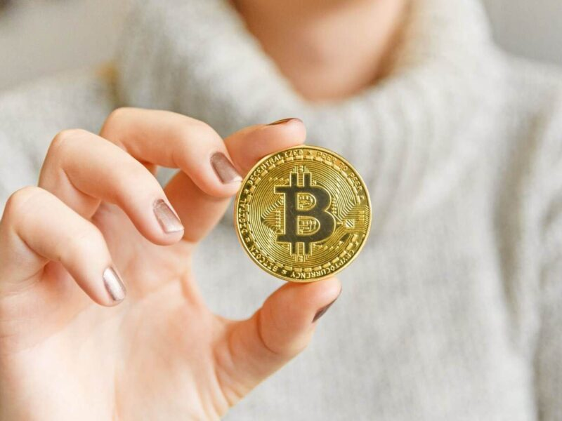 Tired of regular savings account? Now you can invest your money and keep it secure with Bitcoin! Here's how to open a checking account.