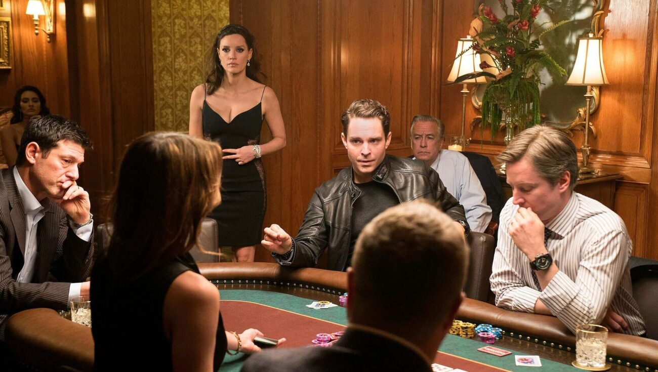 What's better than going to a casino? Watching films about casinos! Check out the most thrilling movies of all time.