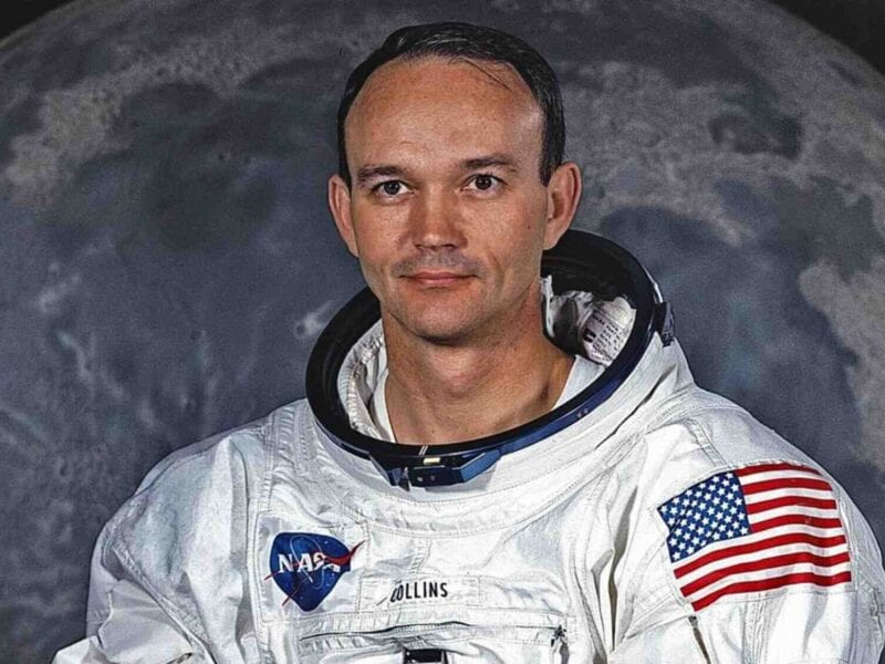 Let's celebrate the life of Michael Collins following his death and remember all the great contributions the former NASA Astronaut made here.