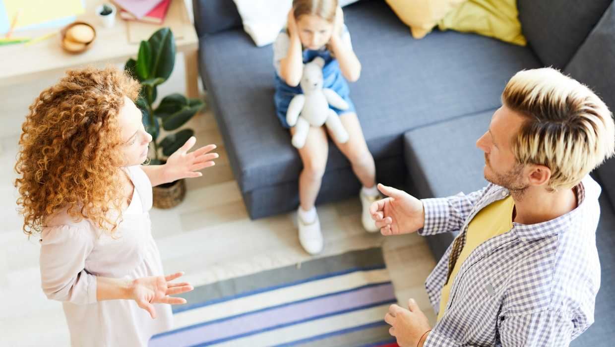 A narcissistic parent can cause lots of problems for a child. Here are some tips on how to stop them.