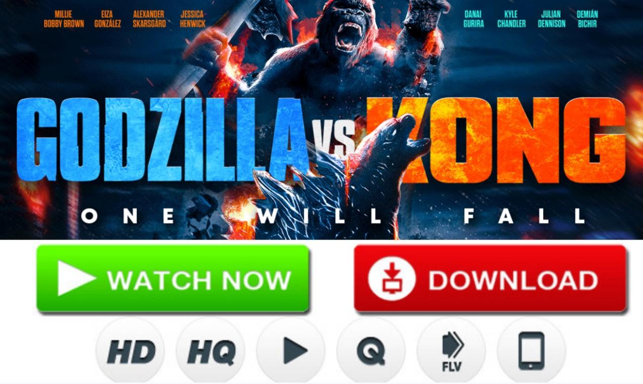 "Watch ""Godzilla vs. Kong"" full online free streaming 123Movies – FilmyOne.com"
