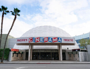 Do you love the Cinerama Dome? Word on the street is that our favorite Hollywood cinema is shutting down. Check out the theater's sad statement.