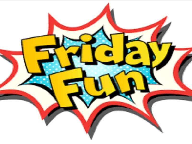 Friday is one of the most fun days of the week. Here are some plans to consider when kicking off your weekend.