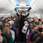 the CDC has loosened some of the travel guidelines for those who've been fully vaccinated. Are signs pointing to the end of the COVID-19 pandemic?