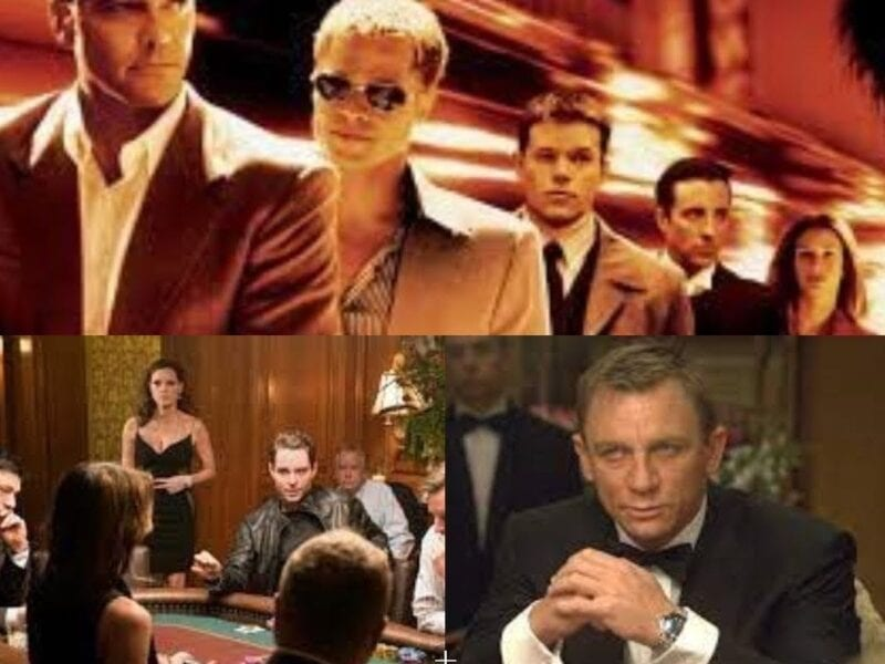 Movies with gambling as a central theme have long been a favorite among gamblers and moviegoers alike. Here are some of the best.