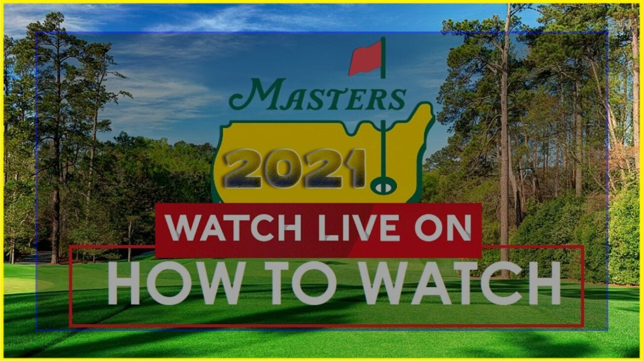 The Masters 2021 is here. Find out how to live stream the golf event online and on Reddit for free.