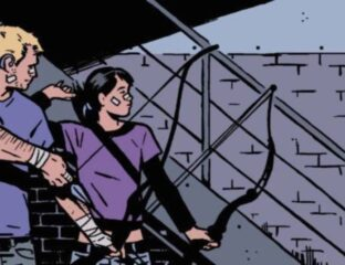 Hailee Steinfeld as Kate Bishop in the Disney+ series 'Hawkeye' is giving us some serious *vibes*. Learn more about the character!