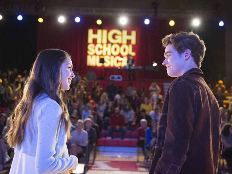 """'HSMTMTS' is quickly becoming a hot series on Disney+, with season 2 dropping next month. But fans think """"Driver's License"""" inspired part of season 2."""