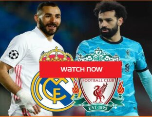 Real Madrid is gearing up to face Liverpool. Find out how to live stream the UEFA match online for free.