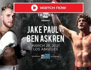 Social media star Jake Paul battles former UFC welterweight Ben Askren in the upcoming Triller Fight Club. Here's how you can live stream.